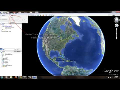 How to Get Flight Simulator on Google Earth