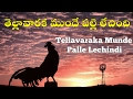 తెల్లావారకముందే పల్లె లేచింది - Starts at 2 min -Tellavaraka munde palle lechindi - Mutyala Pallaki