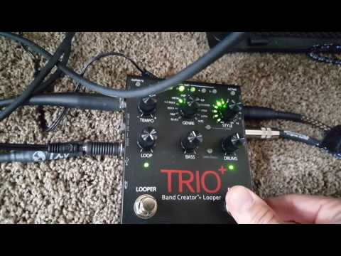 Digitech Trio+ Iron Maiden