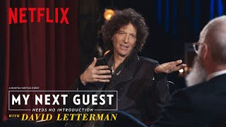 Howard Stern Talks Trump | My Next Guest Needs No Introduction with David Letterman | Netflix