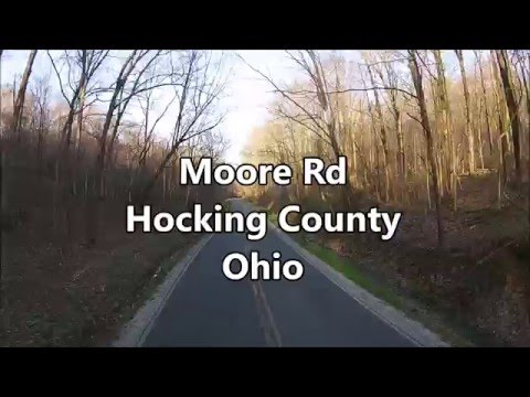 SOLD - 40 Acres, Moore Rd, Hocking Co