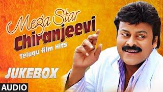 Megastar Chiranjeevi Film Hits Songs || Jukebox
