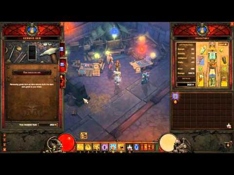 TheAsianGamer: Diablo III Basic Jewelcrafting/Gemming Tutorial