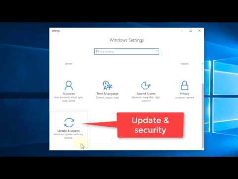 How to check for updates in Windows 10 - Tutorial