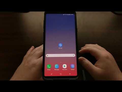 Galaxy Note 9 | Hiding the Navigation Bar Dot