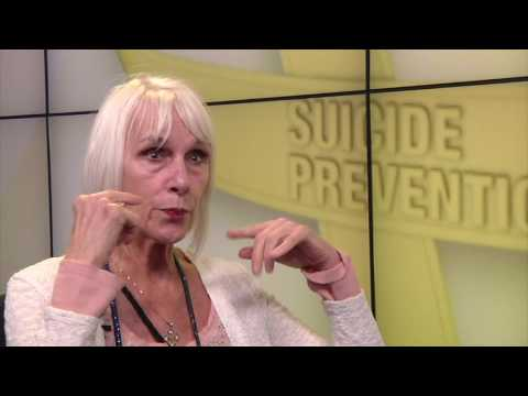 Lucy Marlatt, Director of Suicide Prevention Center, Inc.
