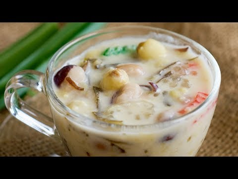 Chè Thưng -Combo Bean Sweet Soup Recipe