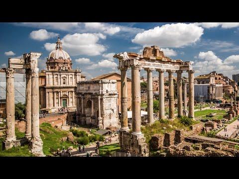Italy Takeover! Rome, Pisa & Vatican City in 4k | DEVINSUPERTRAMP