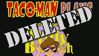 [DELETED SCENES] Taco-Man Plays Willy Beamish (Sega CD)