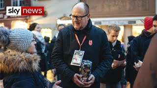 Polish mayor dies after stabbing at charity event in Gdansk
