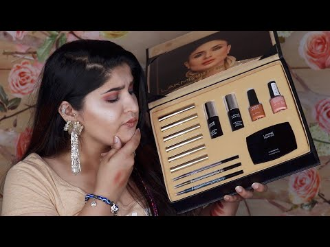 *NEW* Lakme Absolute Nudes Collection First Impressions | Shreya Jain