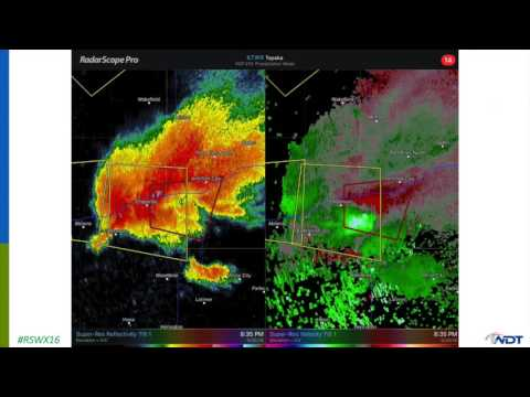 RadarScope Lunch & Learn - Lesson 4