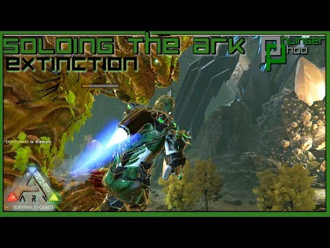 Soloing the Ark S4E223 - SOLOING THE FOREST TITAN FOR LOOTS