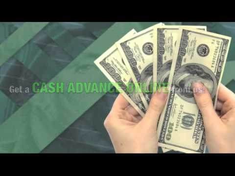Cash Advance Online - Learn How To Get A Loan Quickly When You Need It Most.avi