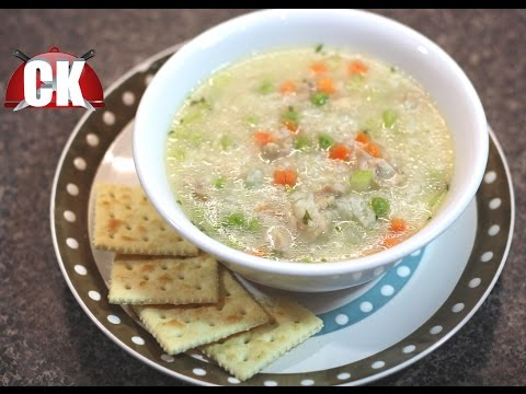 Chicken and Rice Soup!