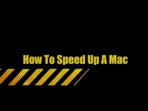 Mac Cleanup Software - How to Speed Up a Mac - Free Trial