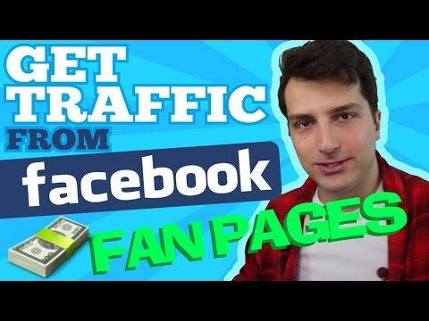 How to Get Website Traffic From Facebook Fan Pages (Tips)