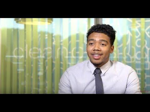 I Am The Eagle Promise: NCCU School of Business Student Brandon Pugh