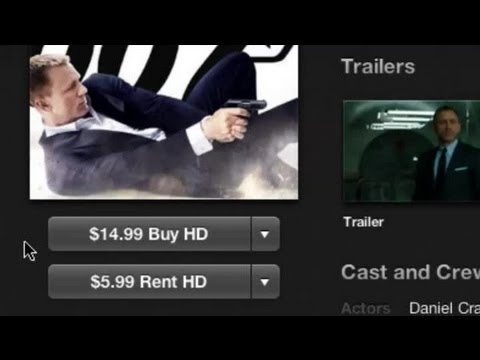 Difference Between Rent & Own Movies on iTunes : iTunes Help