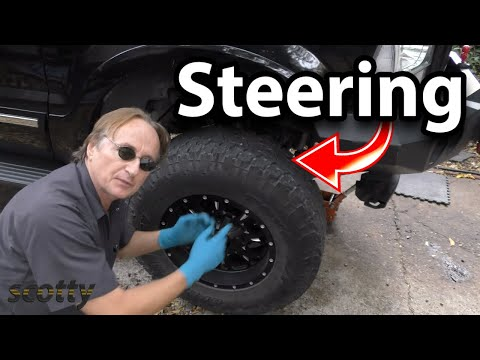 How to Fix Steering that Clunks and has Play