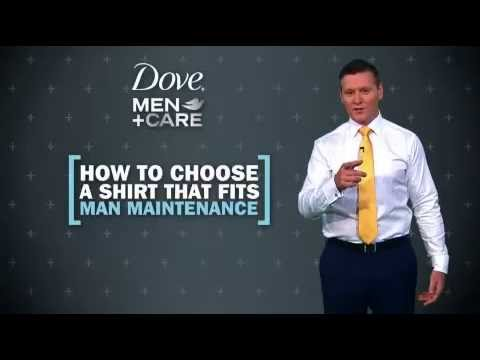 How to Choose a Shirt That Fits | Man Maintenance