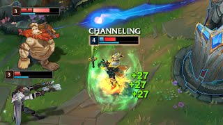When LoL Players Fail The Basics... BEST OUTPLAYS & FUNNY MOMENTS - League of Legends