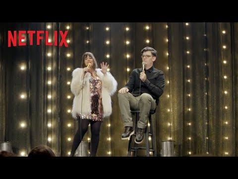 Natasha Leggero & Moshe Kasher: The Honeymoon Standup Special | Official Trailer | Netflix