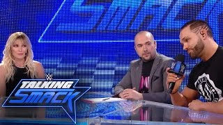 Tye Dillinger looks into his future: WWE Talking Smack, May 21, 2017 (WWE Network Exclusive)