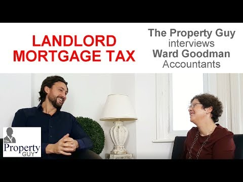 Buy-to-Let mortgage tax relief changes explained