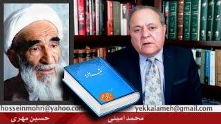 Mohammad Amini, محمد اميني « آيت الله صالحي نجف آبادي ـ کتاب شهيد جاويد »؛