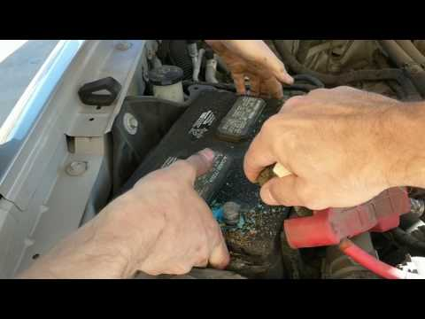 how to change a battery in ford f150 truck