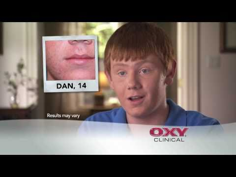 OXY Clinical:  Real People, Real Acne, Real Results
