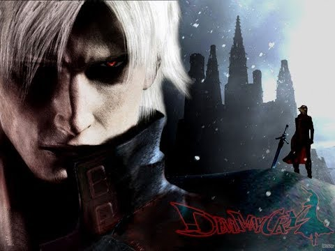 DEVIL MAY CRY 2 All Cutscenes Movie (Game Movie)