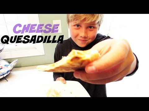 How to Make a Cheese Quesadilla