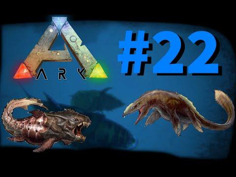 ARK: Survival Evolved #22 Dunkleosteus & Mosasaurus zähmen