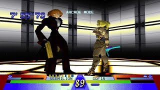 Battle Arena Toshinden 3 Ps1 Play As Leon