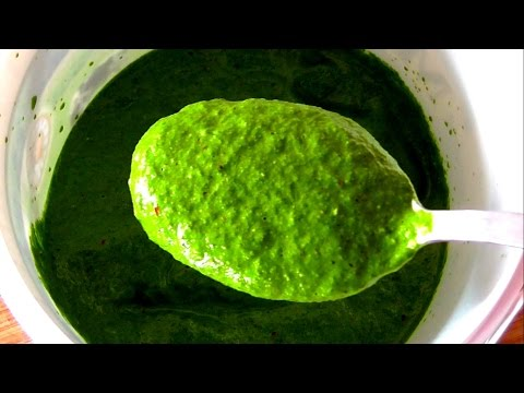 Chimichurri Sauce - Chimichurri Mariande - How To Make Chimichurri Sauce - How To Make Sauce -