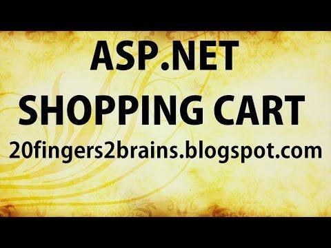 Part 12 :ASP.NET C# Webshop Shopping cart Source Code Free Download Live Project