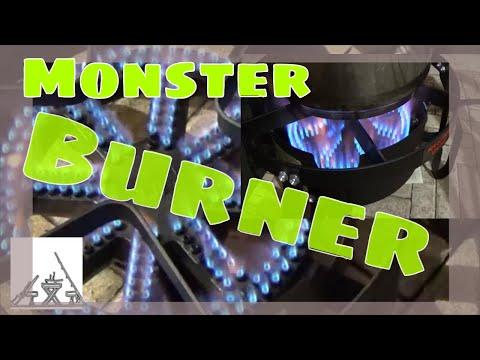 Concord Single Banjo Burner Unbox Assemble Use Review