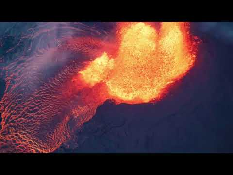 Hawaii volcano ERUPTION chemical plant as lava RAVAGES Island