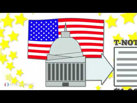 What is Treasury Note ?