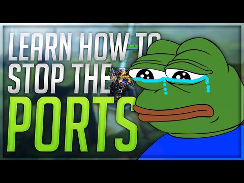 LEARN HOW TO STOP PORTS