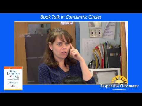 Doing Language Arts, Book Talk