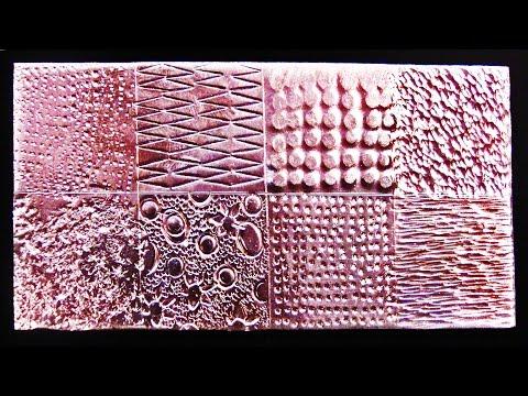 Copper Texture Sampler