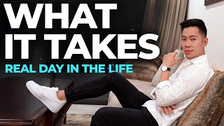 a REALISTIC Day in the Life (Entrepreneur \u0026 Digital Marketing Manager)