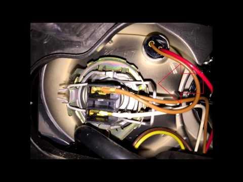 Audi A3 8L Xenon tauschen change lights
