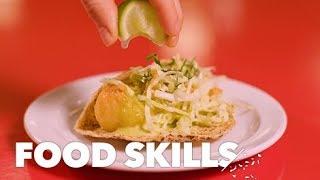 The Perfect Fish Tacos, According to Oscar Hernandez   Food Skills