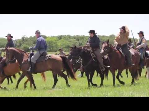 Clash at Fairfield - Gettysburg Reenactment 2016