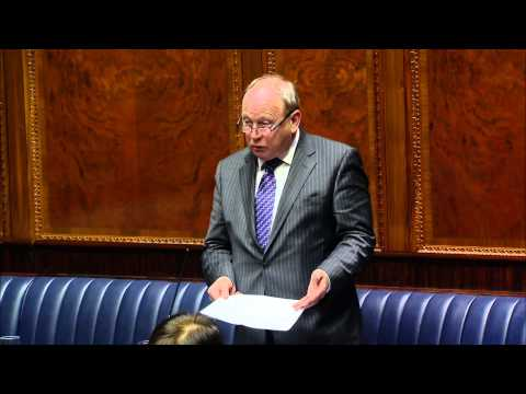 Jim Allister MLA - Union flag removed from Northern Ireland driving licence,