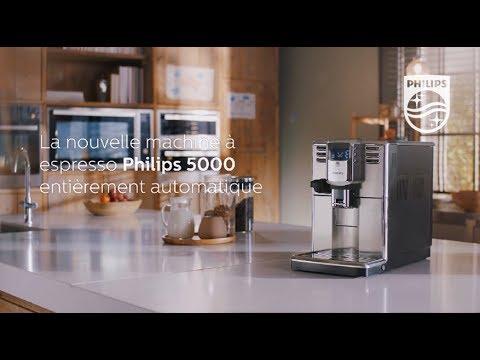 Vidéo produit Philips EP5365 machine à espresso Série 5000